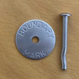 Boundary Mark