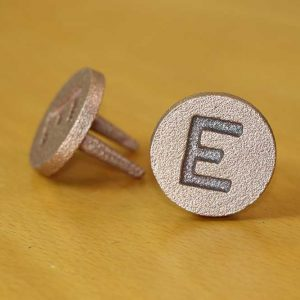 Brass Electrical E Tag Marker - Quality Australian made Kerbmarkers, Tags & Plates since 1998. Stainless Steel & Brass Markers & Labels.Stainless Steel & Brass Markers, Tags & Labels. Stainless Steel E (& Electricity) markers, also available.